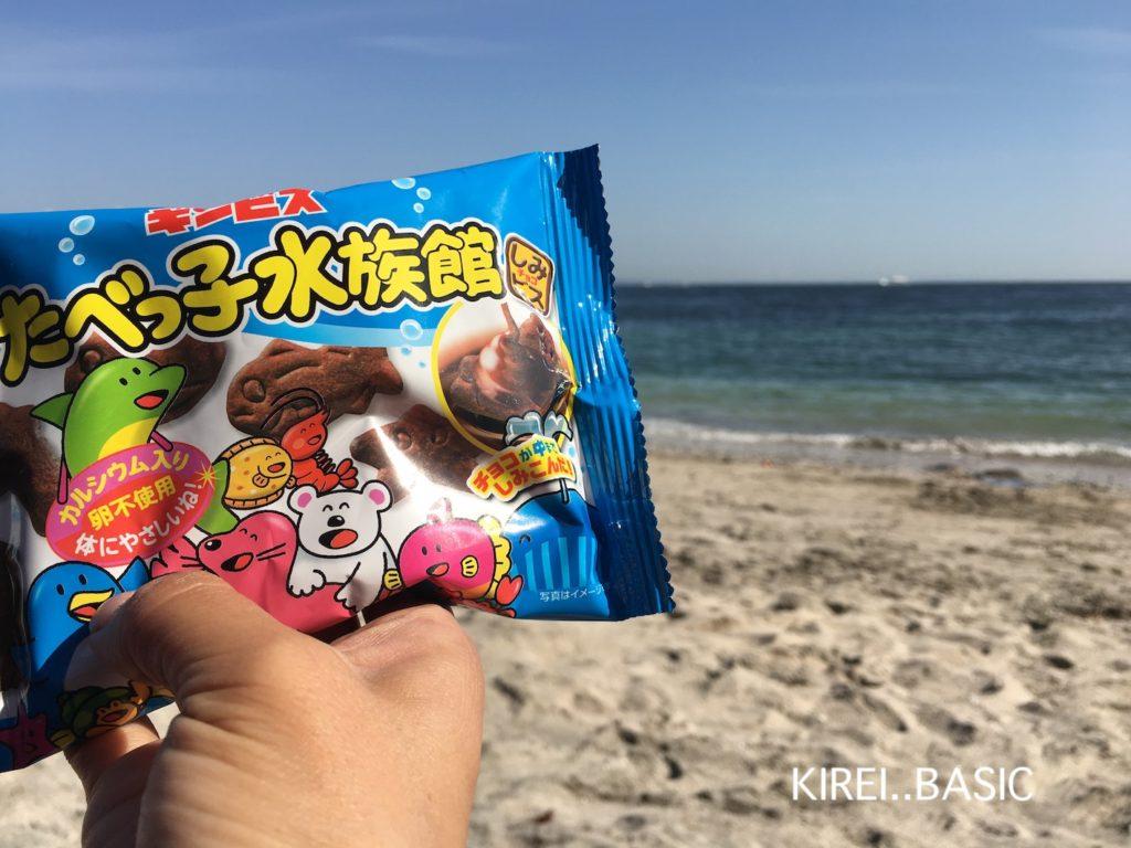 たたら浜と食べっ子水族館
