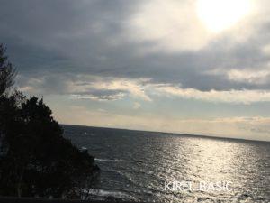 京急油壺マリンパークから見える海はキレイ過ぎる
