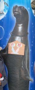 京急油壺マリンパークの願いが叶うフォトスポット