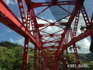 奥多摩湖周辺をドライブすると橋の多さに驚きます