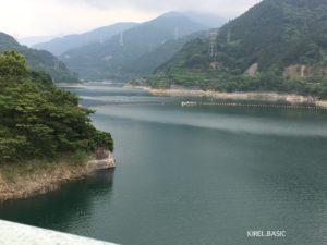 荒川ダム(滝沢ダム、浦山ダム)