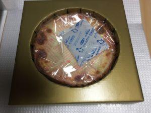 諏訪湖パーキングのチーズケーキ丸安田中屋